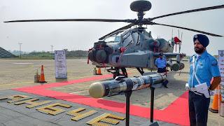 AH-64 Apache India