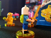 LEGO Dimensions Video Game Fall 2016 Preview Adventure Time Finn