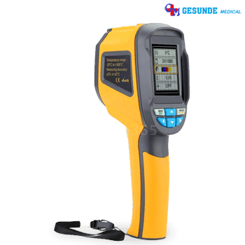 Alat Deteksi Suhu Panas (Thermal Imaging Camera)