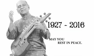 Funeral of maestro Amaradeva is scheduled to be held this evening