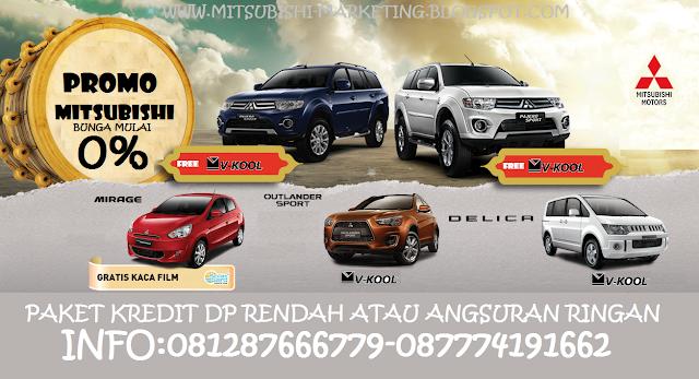 Promo Kredit Mitsubishi