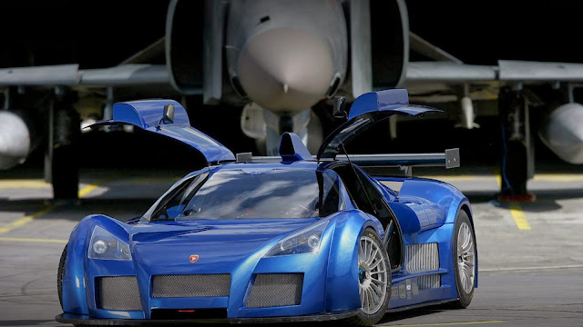 SSC Ultimate Aero XT Car Picture