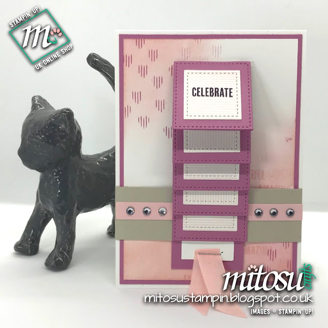 Stampin' Up! Tabs for Everything SU Card Ideas for Stamp Review Crew order craft supplies from Mitosu Crafts UK Online Shop