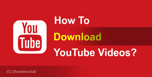 How To Download Easily YouTube Videos