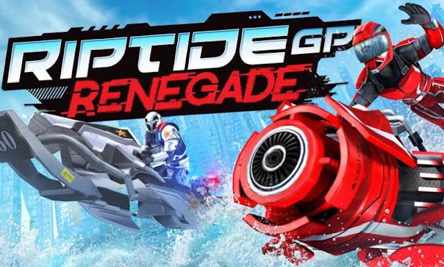تحميل Riptide GP: Renegade المدفوعة مهكرة مجانا