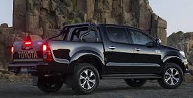 Toyota Diesel Hilux 4x4 Truck