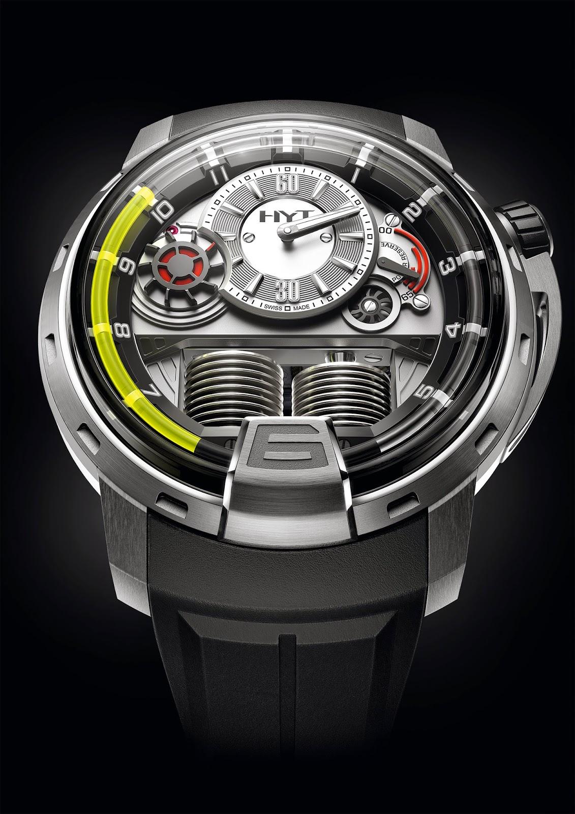 HYT watch3