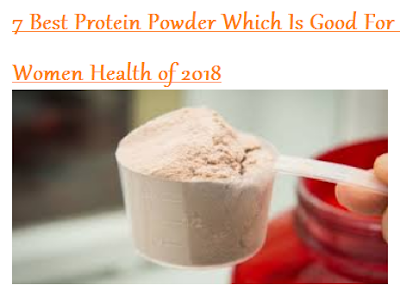 7 Best Protein Powder Which Is Good For Women Health
