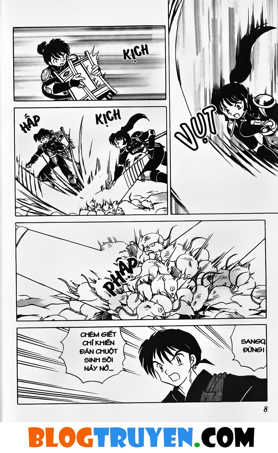 Inuyasha vol 34.1 trang 6