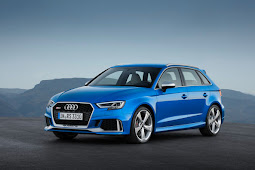 New Audi RS 3 Sportback 2017 specs - acceleration and price - News Cars