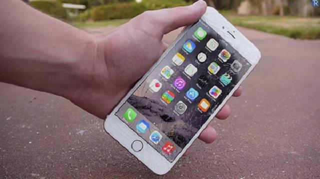 iPhone 6 bi vo mat kinh