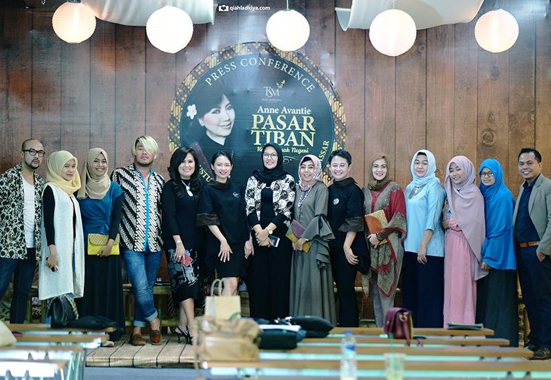 Fashion Blogger Makassar dan Pelaksana Acara