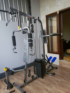 Homegym 2 Sisi Steper