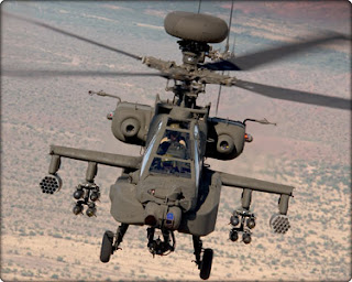 helicopter apache ah64 longbow