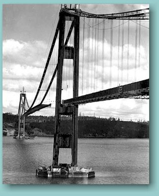 6 May 1940 worldwartwo.filminspector.com Tacoma Narrows bridge