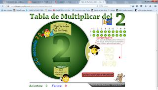 http://www.eltanquematematico.es/tablasnuevas/tabladel2pa_p.html