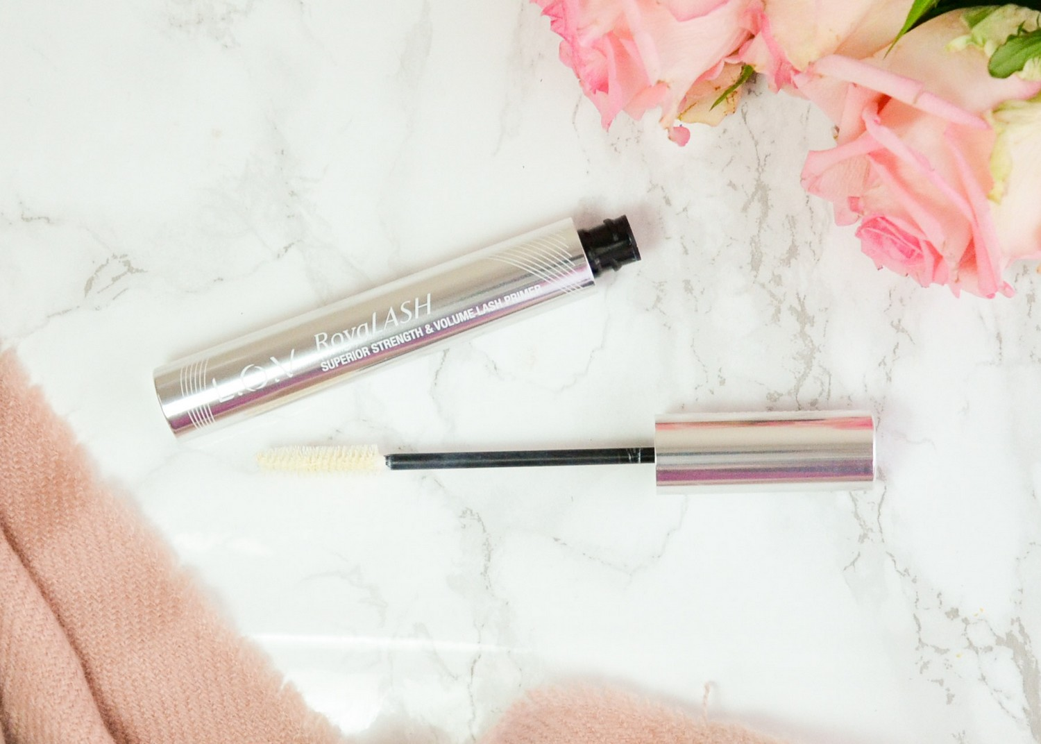 Blogger Mail from L.O.V Cosmetics | RoyaLASH Superior Strenght and Volume Lash Primer