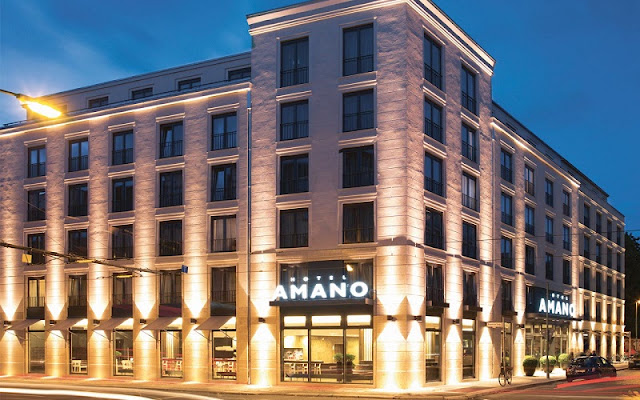 Hotel Amano em Berlim