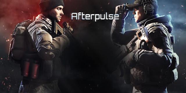 تحميل لعبة afterpulse apk