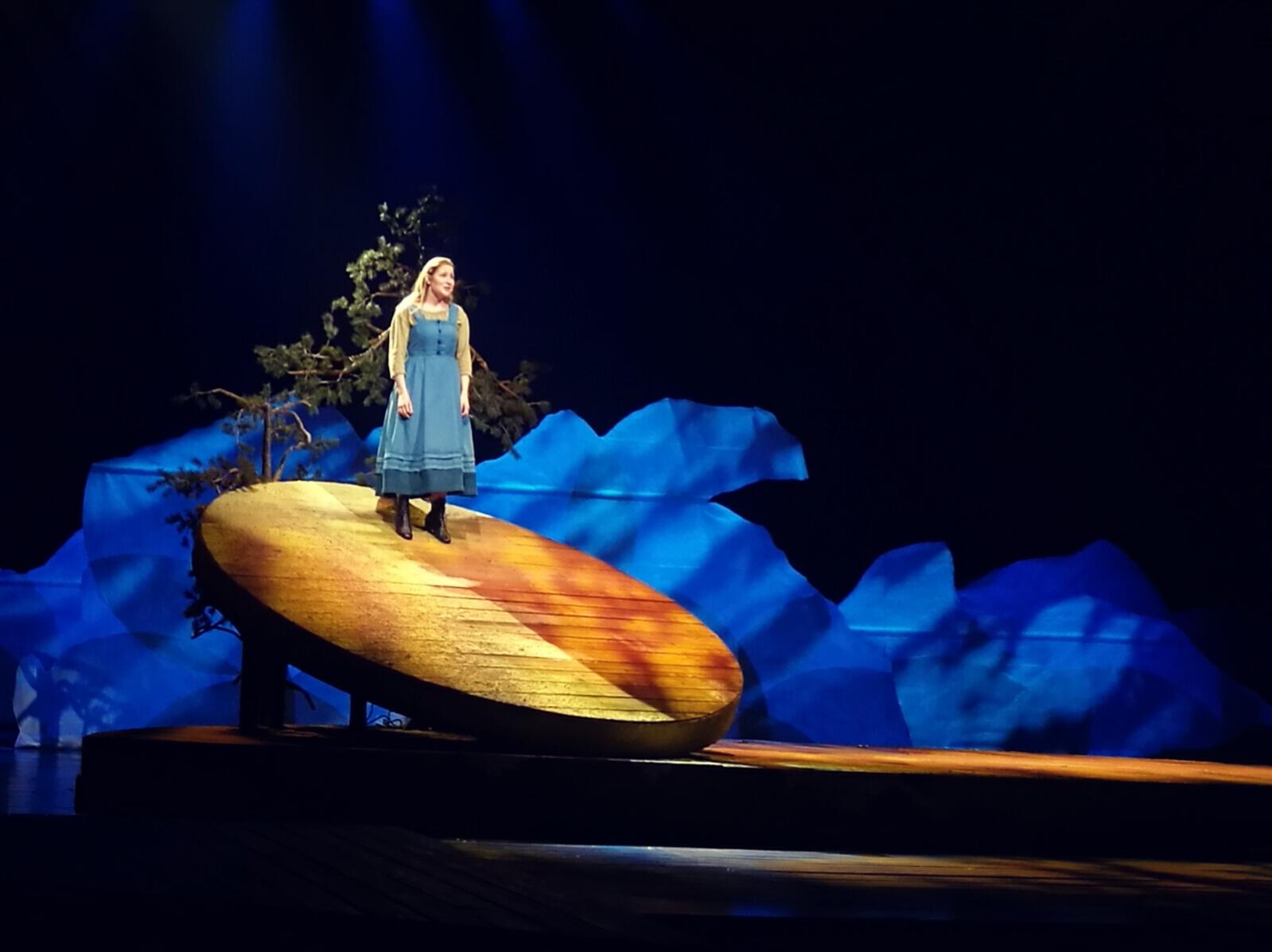 Myrskyluodon Maijan tarinasta tehtiin musikaali pikakelauksella
