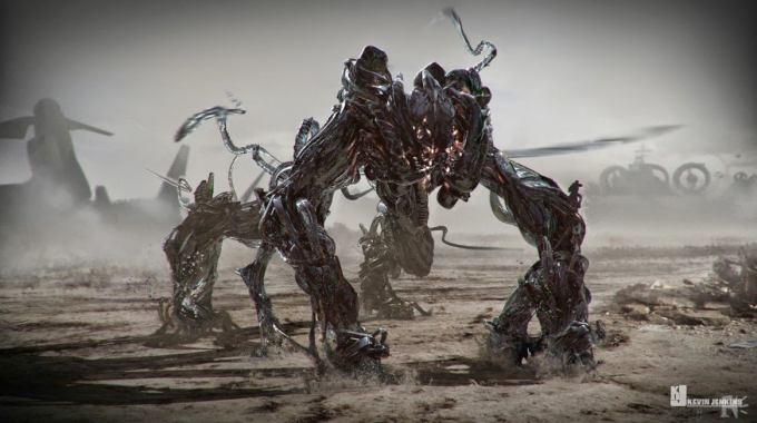 monstre starship troopers