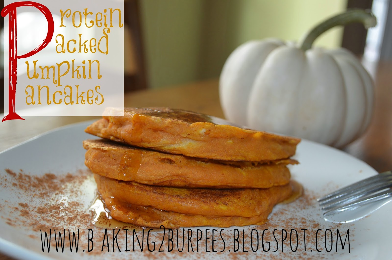 Stronger Than The Average Mom Protein Packed Pumpkin Pancakes