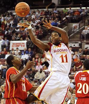 60792c171845 ... McDonald s All-American Game and the 2010 Jordan Brand Classic