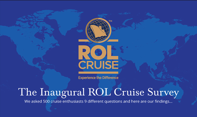 The inaugural ROL Cruise Survey