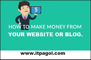 Earn Money from Your Website