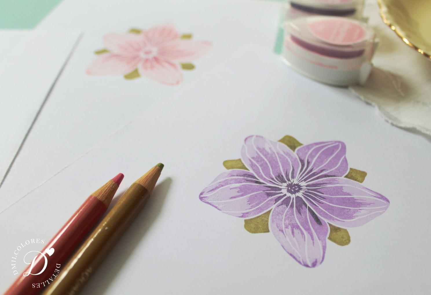 ilustración flor