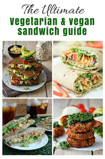 ultimate vegetarian and vegan sandwich guide