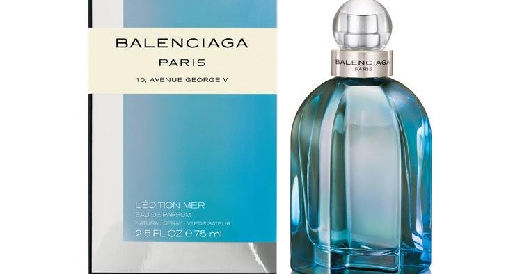 San Francisco 51894 0a8ca New** Balenciaga Paris L'Edition Mer Eau De Parfum Spray ...