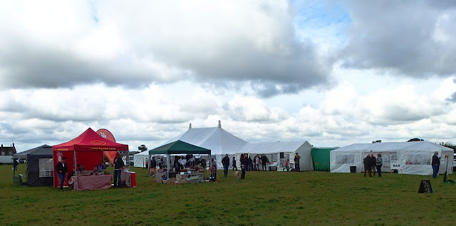 All tents and trade stands