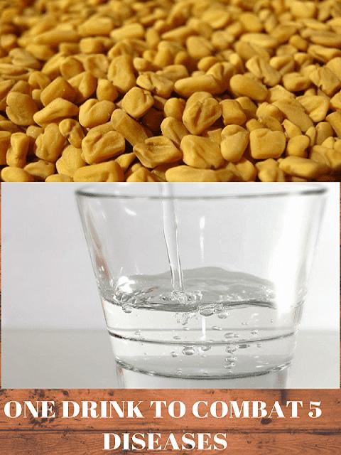 Fenugreek (Methi) water