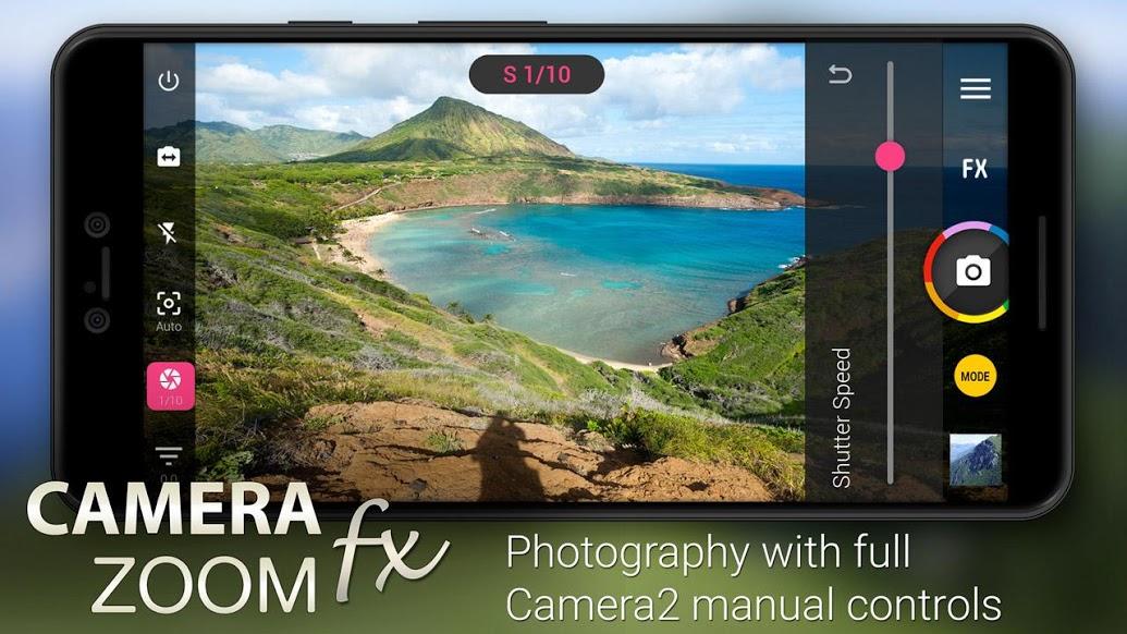 Aplikasi Kamera Smartphone Yang Seperti DSLR
