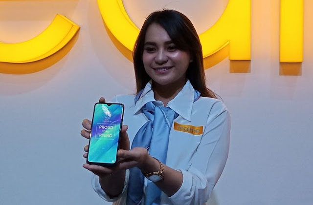 Harga dan Spesifikasi Realme 3 Indonesia
