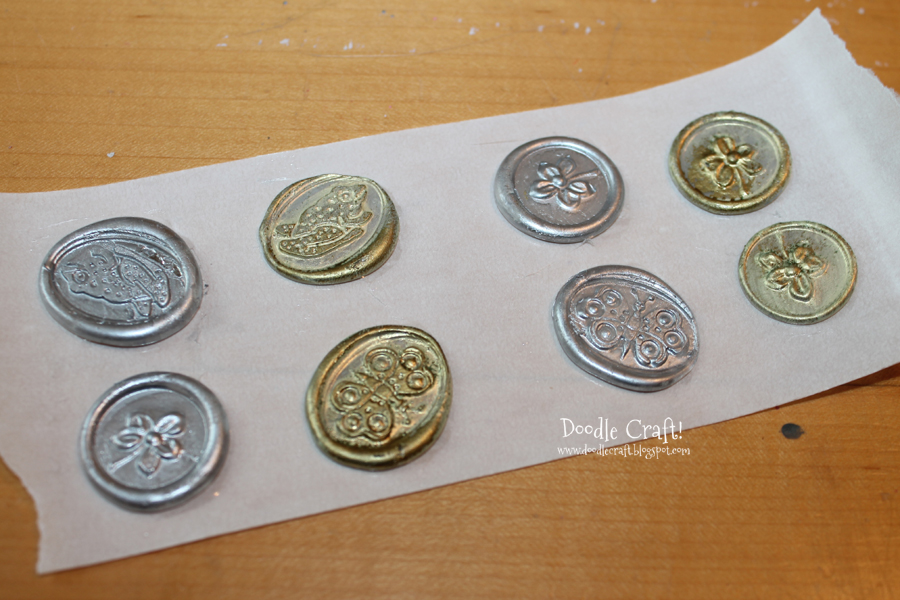 how to make paper seal