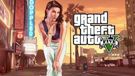 Grand Theft Auto V - Der offizielle Trailer zum Game das in weniger als einer Woche erscheint ( sponsored Video )