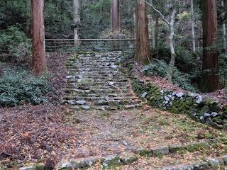 高山寺旧石水院跡