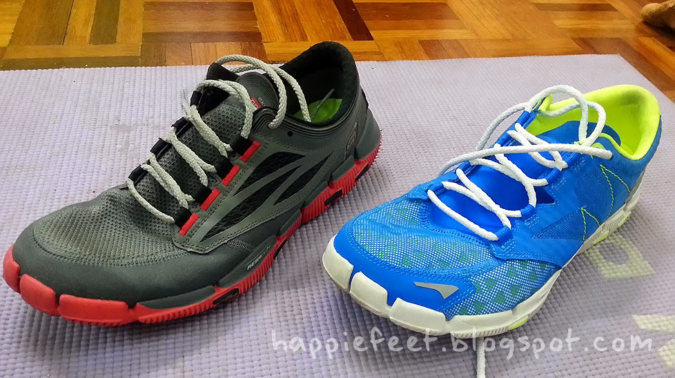 eaecce07c804 The pair of Skechers GObionic 2 above was kindly provided by Skechers  Malaysia for wear testing. This review is of my own personal experience  with the shoe ...