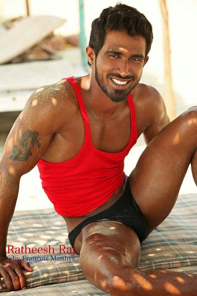 Shirtless Bollywood Men Ratheesh Raj-3449