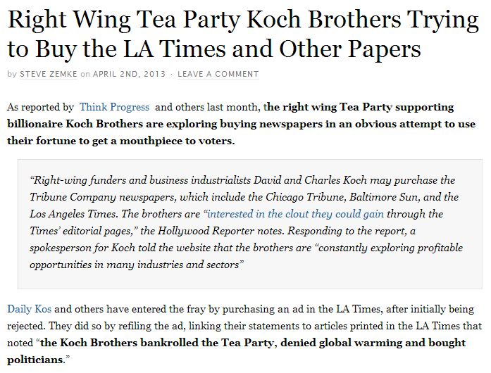 d5b489de1985 The Koch Brothers and the Tea Party from Paul Coker on Vimeo.