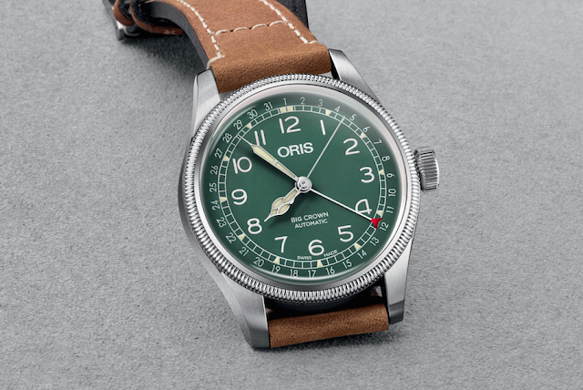 Oris Big Crown HB-RAG Limited Edition