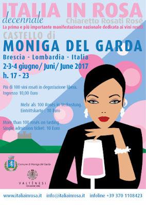 Italia in Rosa 2-3-4 giugno Moniga del Garda (BS)