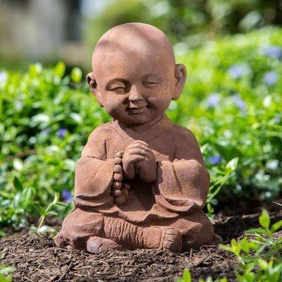 Praying Baby Buddha Statue