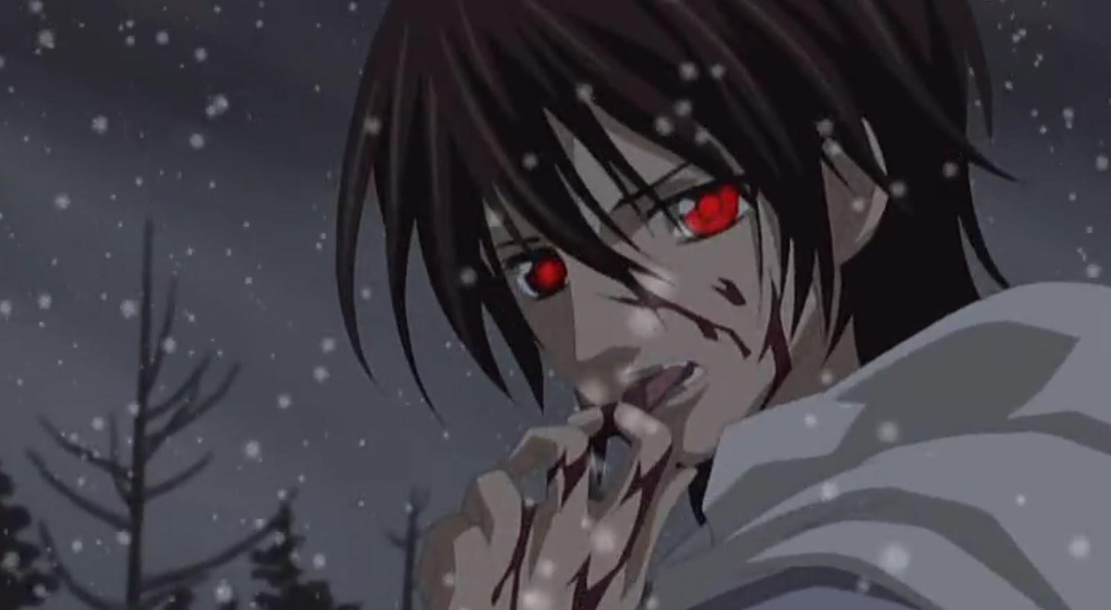 Vampire Knight: Episódio 01 – A Noite dos Vampiros
