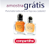 Amostra Grátis - Novo Perfume Armani Emporio