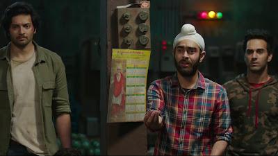 Fukrey Returns Movie HD Wallpaper