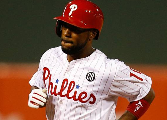 Jimmy Rollins returns to the Phillies