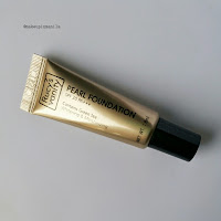 Rucys Vanity Pearl Foundation Review